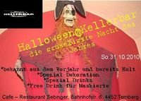 Halloween@Kellerbar@Sebingers Kellerbar