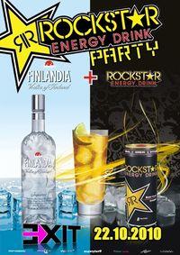 RockStar Energy Party