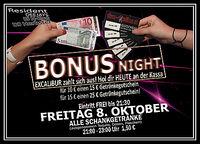 Bonus Night!