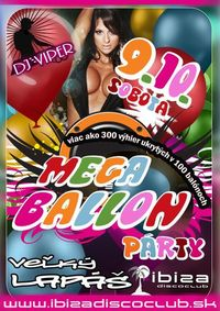 Mega Ballon Party