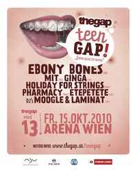 Teen Gap - The Gap wird 13.@Arena