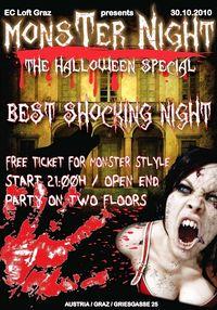 Halloween Monster Party@Loft Graz