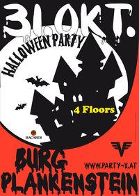 Halloween @ Burg Plankenstein@Burg Plankenstein