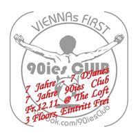 7 Jahre 90ies Club am Freitag