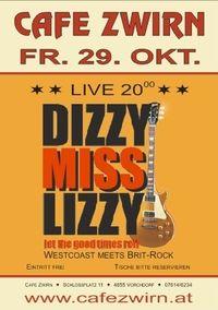Dizzy Miss Lizzy@Cafe Zwirn