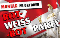 Rot-Weiss-Rot! Party@Baby'O