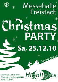 Christmas Party@Messehalle