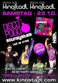 Disco Pogo Soundsystem! @Kino-Stadl