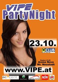 VIPE PartyNight - Fantastic World