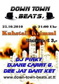 Down Town Beats@Krimmler Kuhstall