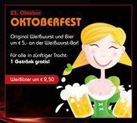 Oktoberfest@Disco Soiz