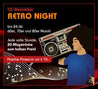 Retro Night@Disco Soiz