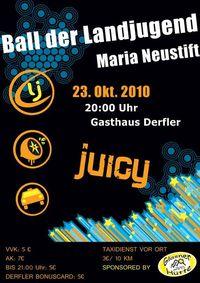 LJ-Jugendball@Gasthaus Derfler