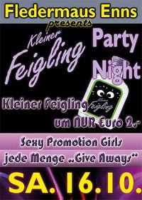 Kleiner Feigling Party Night
