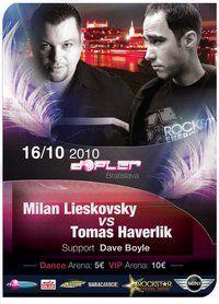 Milan Lieskovsky vs. Tomas Haverlik