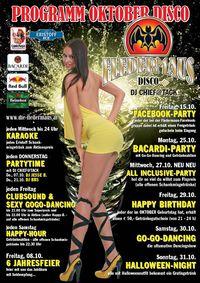 Facebook - Party