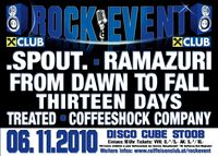 Raiffeisen Rock Event 2010@Disco Cube
