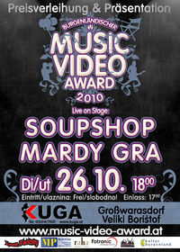 Burgenländischen Music-Video Award@KUGA