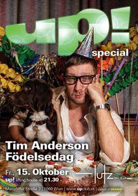 DJ Tim Andersons Birthday Bash@lutz - der club