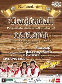 Waldneukirchner-Trachtenball@Sportturnhalle - Ortsturnhalle