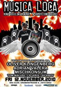 Musica Loca@Ska Klub Graz