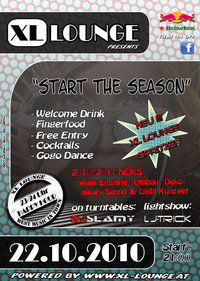 XL Lounge - Start the Season@XL-Lounge