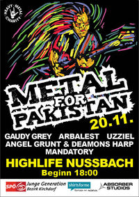 Metal for Pakistan@HaiLife