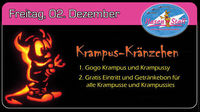 Krampus - Kränzchen with Gogos