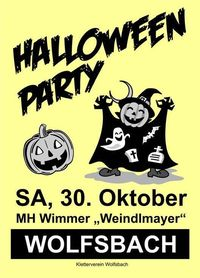 Halloweenparty@MH Wimmer