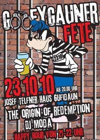 Goofy Gaunerfete@Gufidaun, Vereinshaus (Josef Telfner Haus)