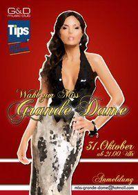 1. Miss Grande Dame Wahl