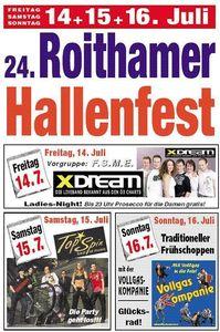 24. Roithamer Hallenfest@Lagerhaus Roitham