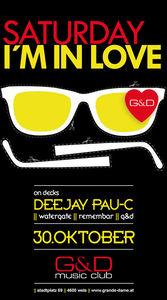 Saturday - i´m in love@G&D music club