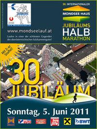 30.Jubiläums Mondsee Halbmarathon@Marktplatz