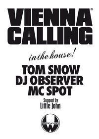 Vienna Calling @ Warehouse Auswärtsspiel