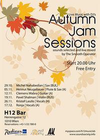 Autumn Jam Session part 1@H12-Bar