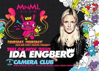 3 Jahre MNML with Ida Engberg@Camera Club