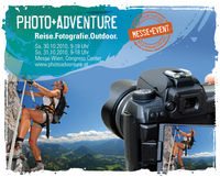 Photo+Adventure@Messezentrum Wien