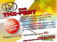 Das THX-Fest@Disco Bel