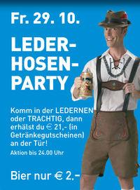 Lederhosen Party