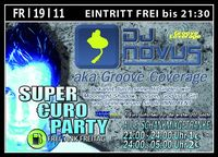 Dj Novus aka Groove Coverage@Excalibur