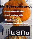Halloween Party@Kiwano Dance Lounge