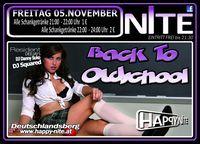 Back to Oldschool@Happy Nite