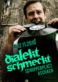 Dialekt Schmeckt@Schopperplatz (Spektrum Saal)