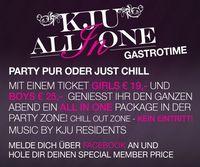 gastrotime all in one@Q[kju:] Bar