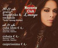havana club lounge@Q[kju:] Bar