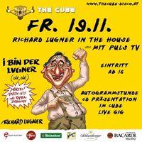 Richard Lugner@The Cube Disco