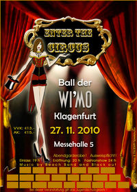WIMO Ball 2010@Messehalle 5