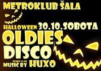 Halloween Oldies Night