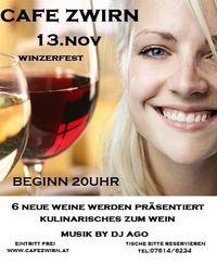 Dj Ago@Cafe Zwirn
